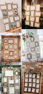 20 Trending Vintage Wedding Seating Chart Ideas