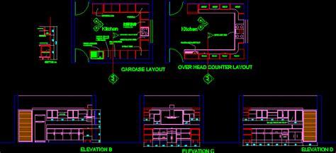 kitchen detail dwg detail  autocad designs cad