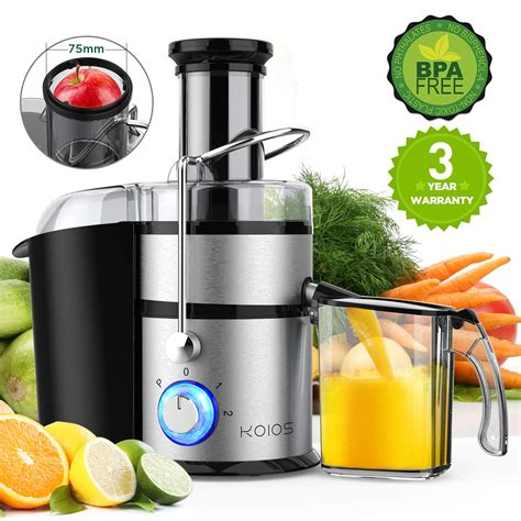 juicer costco lalanne jack power juice extractor mouth machines amazon steel koios clean chute centrifugal powerful vale jason juicers kitchen