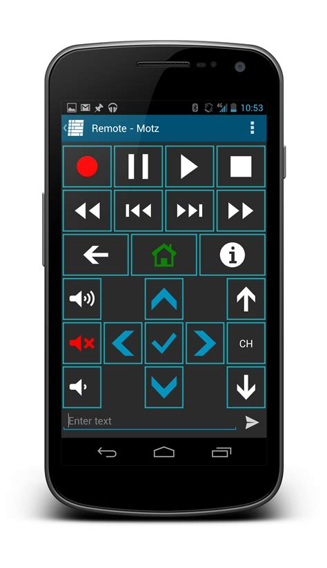 remote android device my media center the ultimate windows media center app