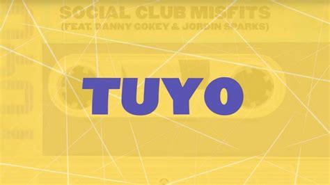 Social Club Misfits - Tuyo (Radio Edit) (ft. Danny Gokey ...