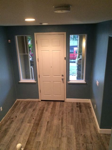 updated  labrador blue walls benjamin moore