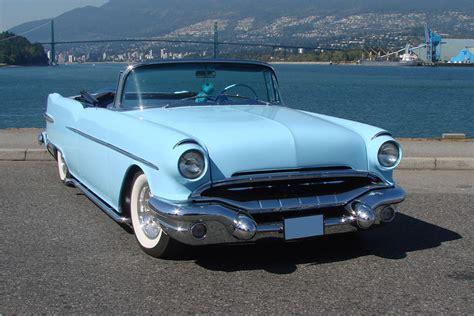 1956 Pontiac Star Chief Custom Convertible