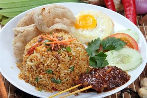 cuisine indonesienne nasi goreng fried rice easy recipes
