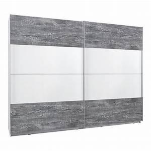 Schwebetürenschrank Weiß Hochglanz : schwebet renschrank wei hochglanz beton online kaufen m max ~ Orissabook.com Haus und Dekorationen