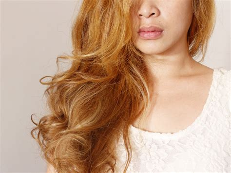 big wavy hair  pictures wikihow