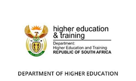 department  higher education south african democratic