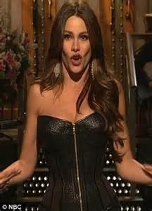 Sofia Vergara On SNL Actress Pokes Fun At The Hunger