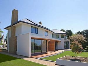 Contemporary house design architects uk residential for Home designers uk