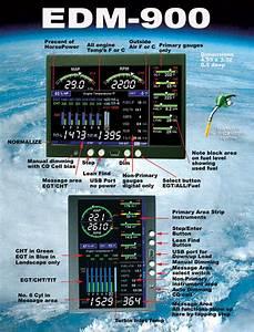 J P  Instruments Edm 900 Primary
