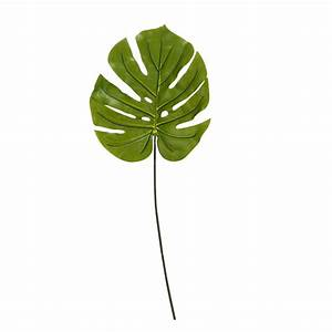 Plante Artificielle Alinea : feuille de philodendron artificielle h100cm palme plantes artificielles et d co toute la ~ Teatrodelosmanantiales.com Idées de Décoration