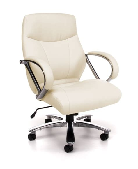500 lb capacity office chair ofm 811 white executive office chairs with 500 lb weight