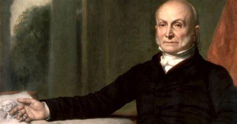 The Conservatism Of John Quincy Adams