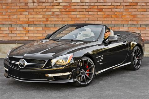 convertible mercedes used 2015 mercedes benz sl class convertible pricing for