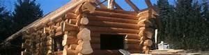 Kleines Blockhaus Bauen : carport sicher naturstamm unterst nde bauen und planen mit ihrem fachbetrieb aus bad d ben in ~ Sanjose-hotels-ca.com Haus und Dekorationen