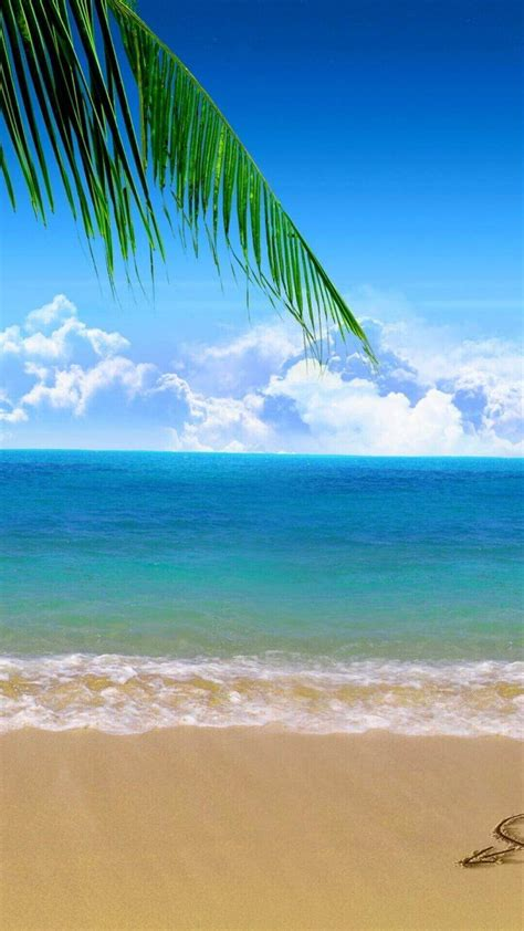 Free Download Beach iPhone Backgrounds