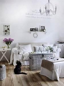 Modern Shabby Chic Living Room   Dgmagnets.com