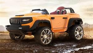 Elektro Online Shop 24 : henes broon t870 orange luxus kinder elektro auto allrad 4x4 24volt kinderauto online shop ~ Watch28wear.com Haus und Dekorationen