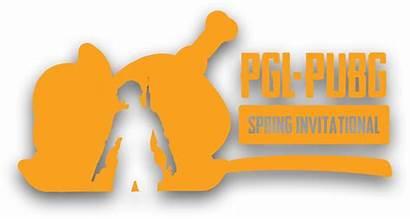 Pubg Pgl Invitational Logos Spring Esports Brand