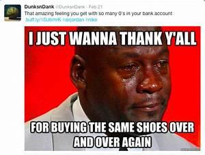 The Very Best Michael Jordan Crying Memes: jordan cry 11 ...