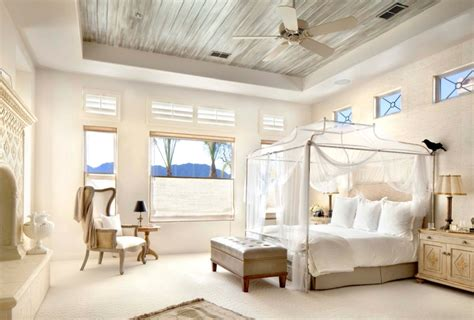 Tray Ceiling - choosing types of ceilings is an important design decision