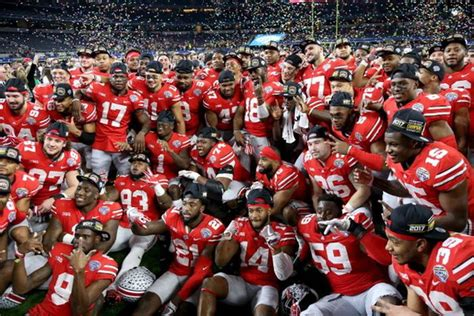 Ohio State ranked No. 5 in final AP poll, UCF gets first ...