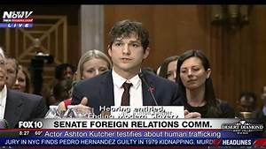 FULL: Ashton Kutcher Near TEARS in EMOTIONAL Opening ...