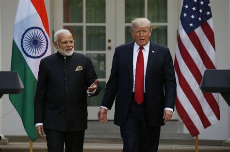 Amid the handshakes and hugs, why didn't PM Modi ask Trump ...