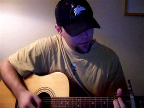 Cryin For Me (wayman's Song)  Toby Keith (acoustic Cover