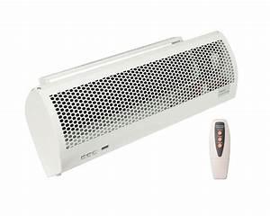 Prem I Air Elite EH1688 PTC Over Door Air Curtain Heater