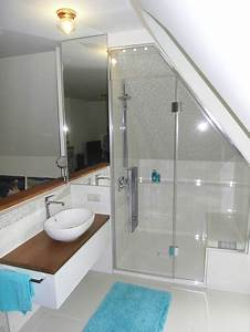 Duschkabine Unter Dachschräge : die richtige duschabtrennung w hlen die badgestalter ~ A.2002-acura-tl-radio.info Haus und Dekorationen