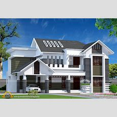 2800 Sqft Modern Kerala Home  Kerala Home Design And