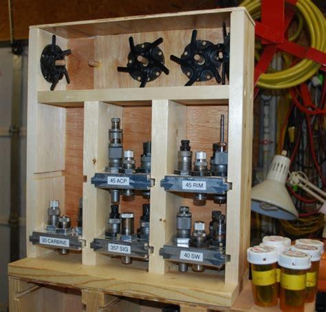 die plate  shell plate rack  rcbs pro reloading ammo reloading room reloading table