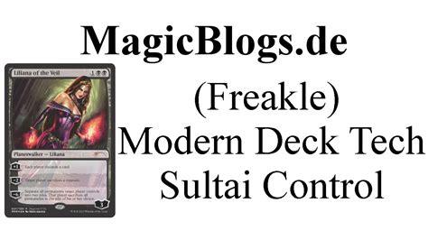 modern mtg deck tech magic mtg deck tech freakle modern sultai