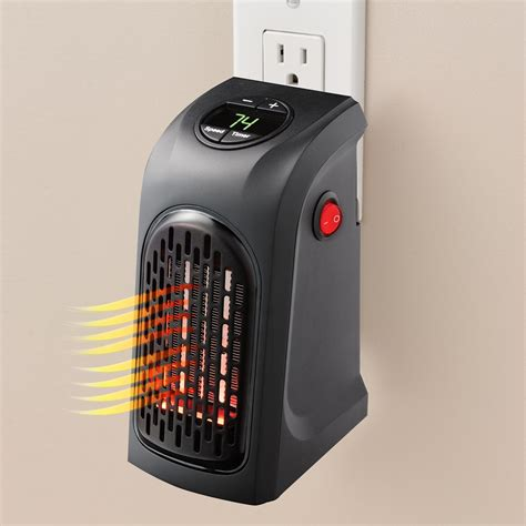 Handy Heater Personal And Portable Digital Electric Heater