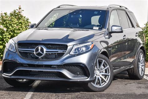 Under the hood, you'll find. New 2019 Mercedes-Benz GLE AMG® GLE 63 SUV SUV in Santa Barbara #M10660   Santa Barbara Auto Group