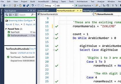 Visual Basic Unit Testing Update Studio Introduction