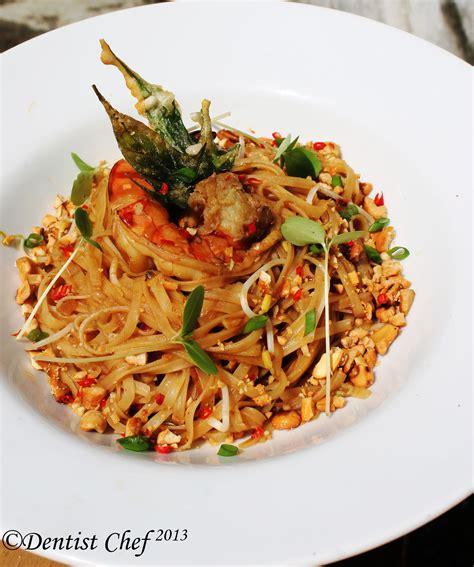 cuisine thaï resep mie enak dentist chef