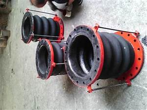 Hand Built Type Rubber Expansion Joint