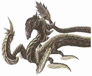 Midgardschlange Final Fantasy Almanach Die