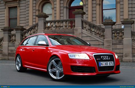 Ausmotive.com » Audi Rs6 Avant Opens Up