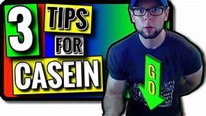 How To Take Casein Protein  3 Tips You Need
