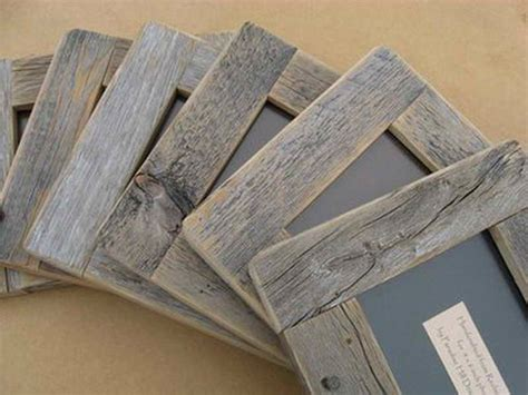 how to make barn wood picture frames tifany now is how to build a barn out of logs