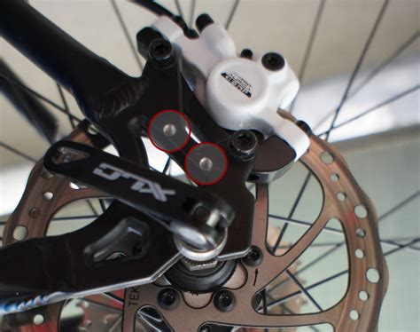 Rack (& Pannier) For A Bike With Disc Brakes