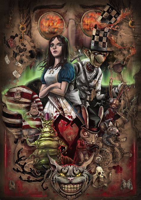 Alice Madness Returns Final Version By Loiccoil On