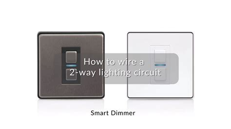 Way Switch How Wire Lighting Circuit Youtube