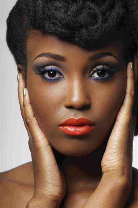 makeup tips  women  dark skin