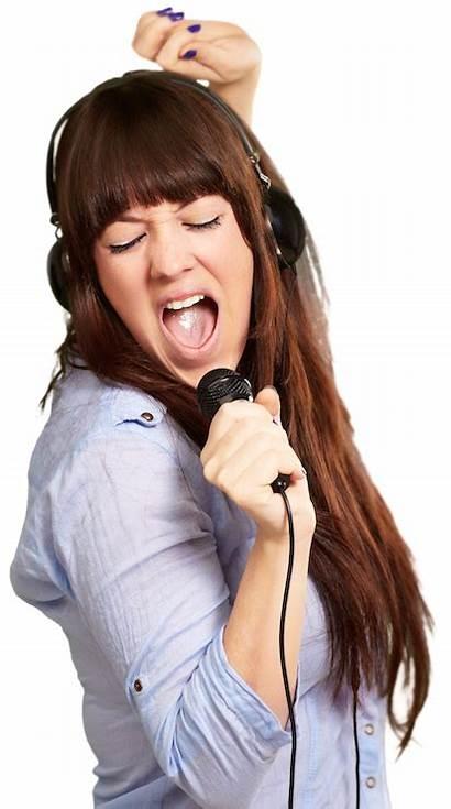 Singing Freepngimg Transparent Background