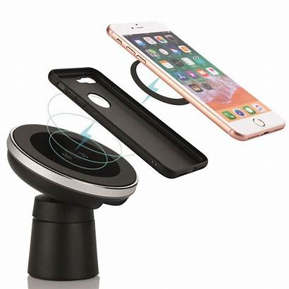 Charger Wireless Magnetic Air Vent Mount Snug