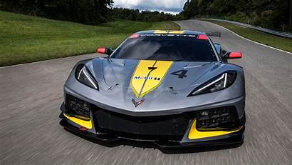 Corvette C8 Race Chevrolet Convertible Racing C8r